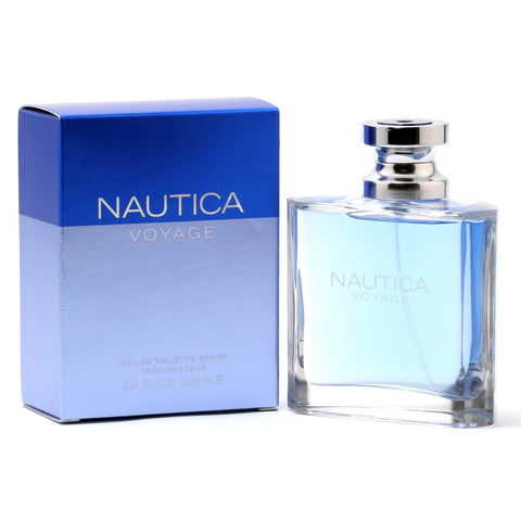 Cologne - NAUTICA VOYAGE FOR MEN - EAU DE TOILETTE SPRAY, 3.4 OZ
