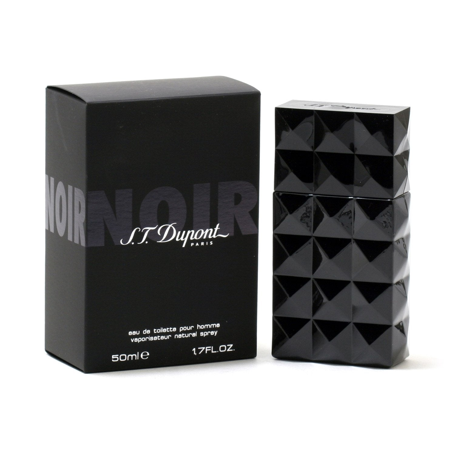 Cologne - NOIR FOR MEN BY ST. DUPONT - EAU DE TOILETTE SPRAY