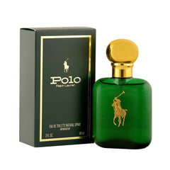 Cologne - POLO FOR MEN BY RALPH LAUREN - EAU DE TOILETTE SPRAY