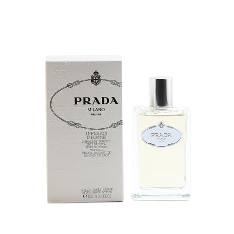Cologne - PRADA INFUSION D'HOMME - AFTER SHAVE LOTION, 3.4 OZ