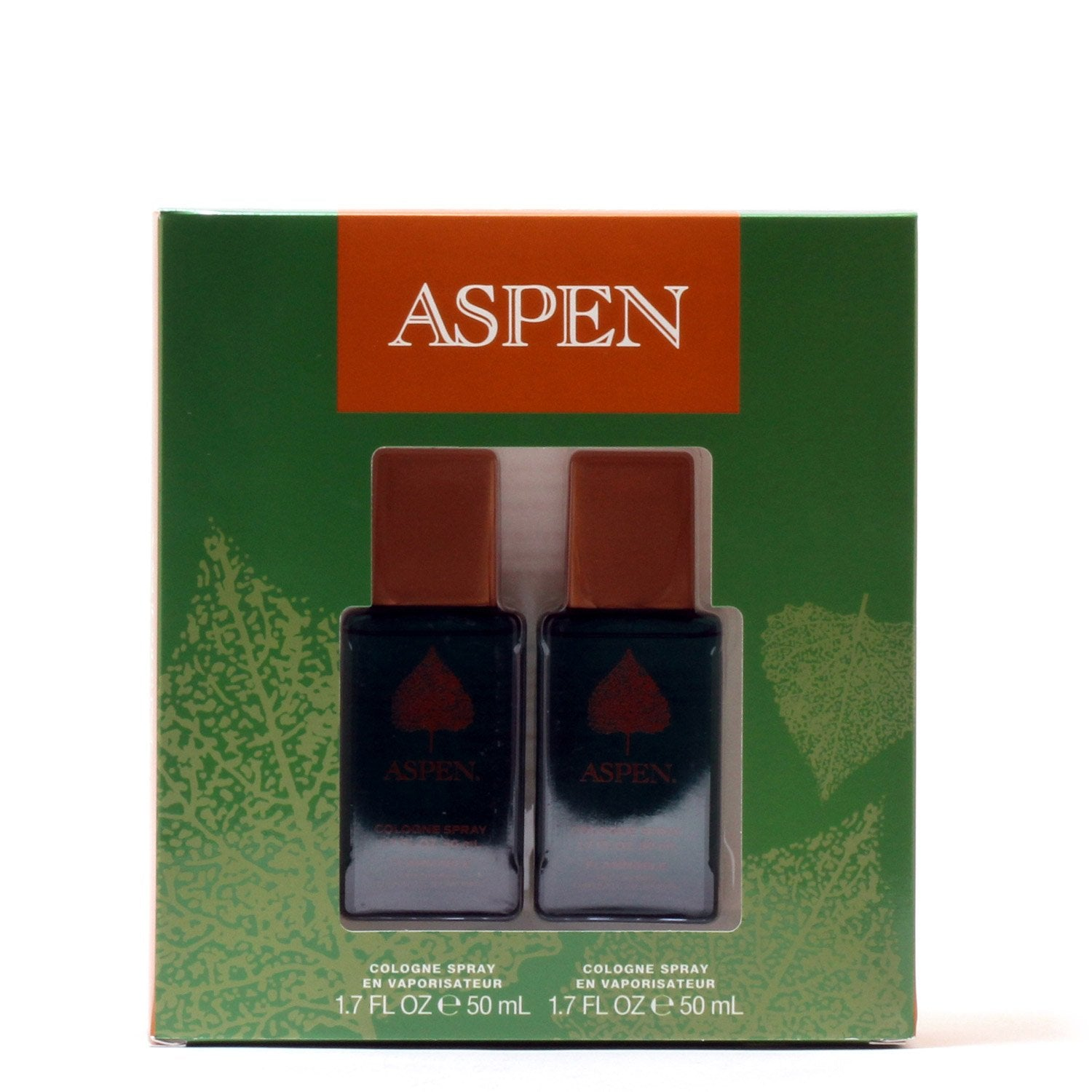 Cologne Sets - ASPEN MEN BY COTY - GIFT SET