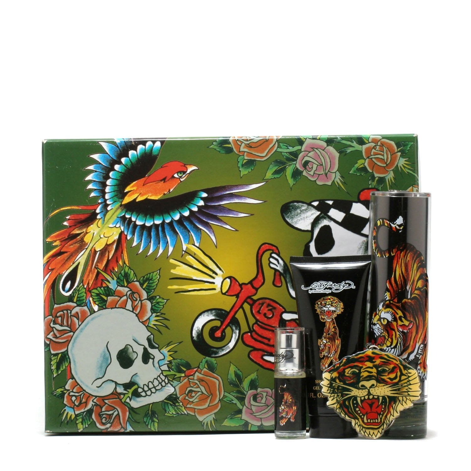 Cologne Sets - ED HARDY SPEEDY FOR MEN - GIFT SET