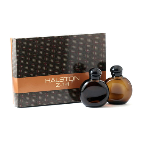 Cologne Sets - HALSTON Z-14 FOR MEN BY HALSTON - GIFT SET