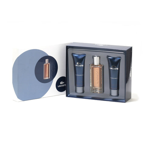 Cologne Sets - LACOSTE ELEGANCE FOR MEN - GIFT SET