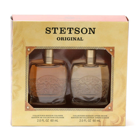 Cologne Sets - STETSON FOR MEN BY COTY - GIFT SET