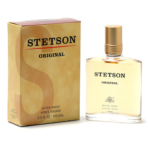 Cologne - STETSON FOR MEN - AFTER SHAVE, 3.5 OZ