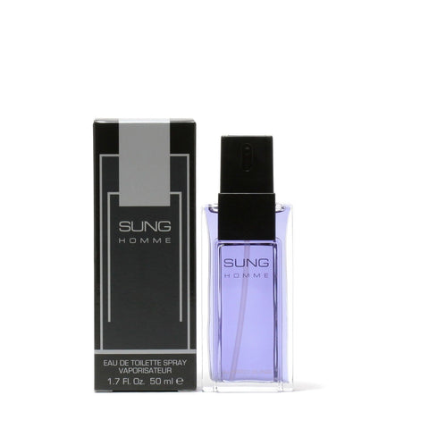 Cologne - SUNG HOMME BY ALFRED SUNG - EAU DE TOILETTE SPRAY