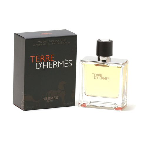 Cologne - TERRE D'HERMES FOR MEN - PARFUM SPRAY