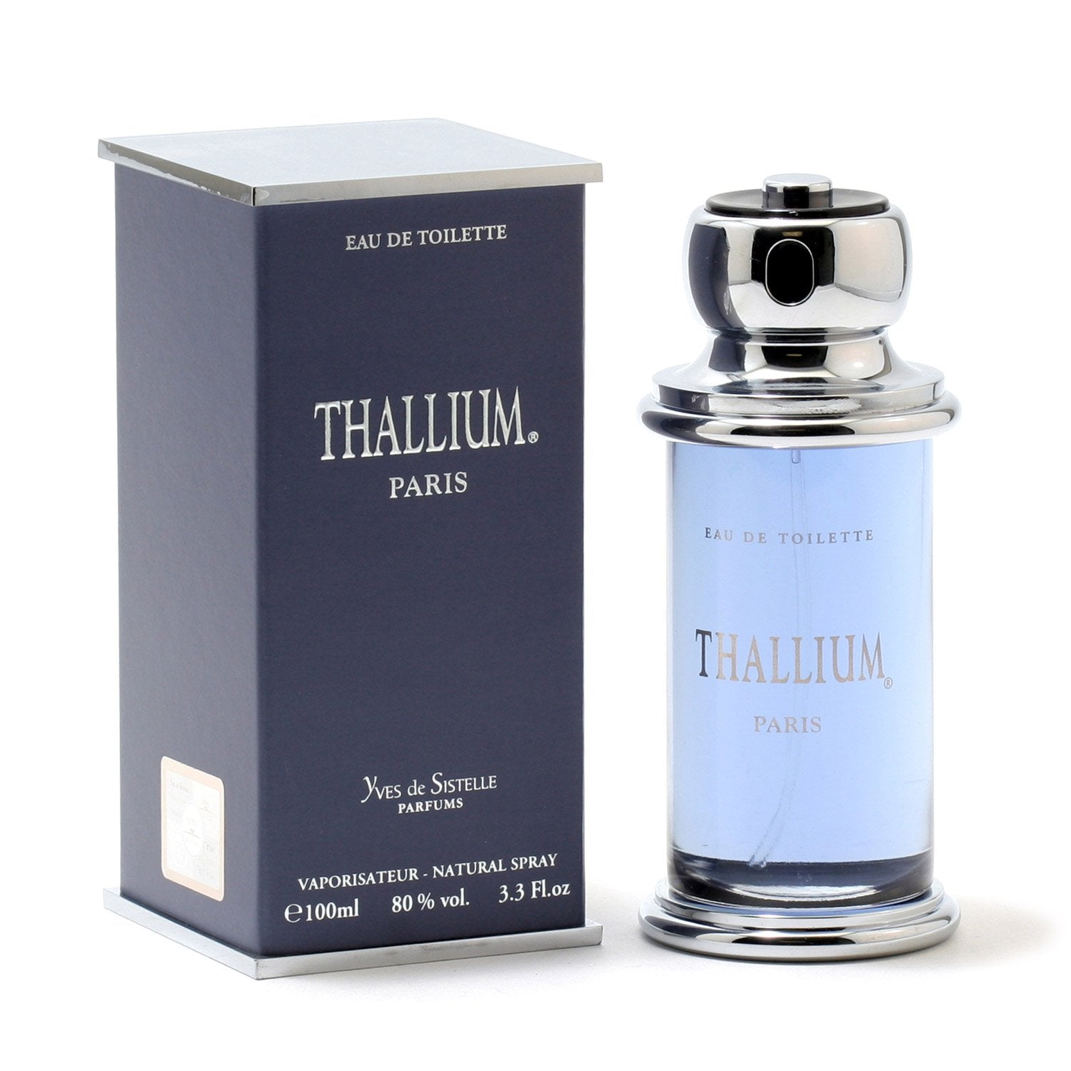 Cologne - THALLIUM FOR MEN BY JACQUES EVARD - EAU DE TOILETTE SPRAY, 3.3 OZ