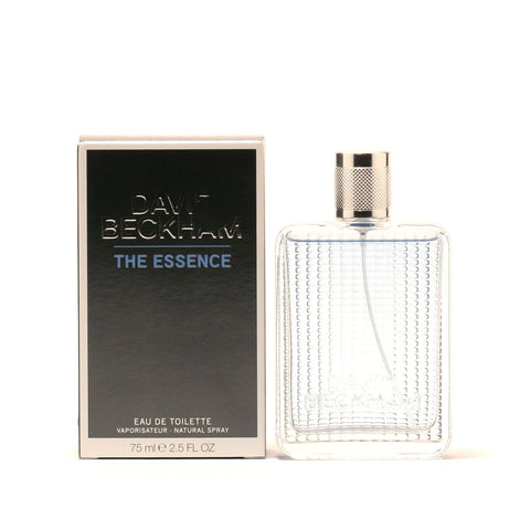 Cologne - THE ESSENCE FOR MEN BY DAVID BECKHAM - EAU DE TOILETTE SPRAY, 2.5 OZ