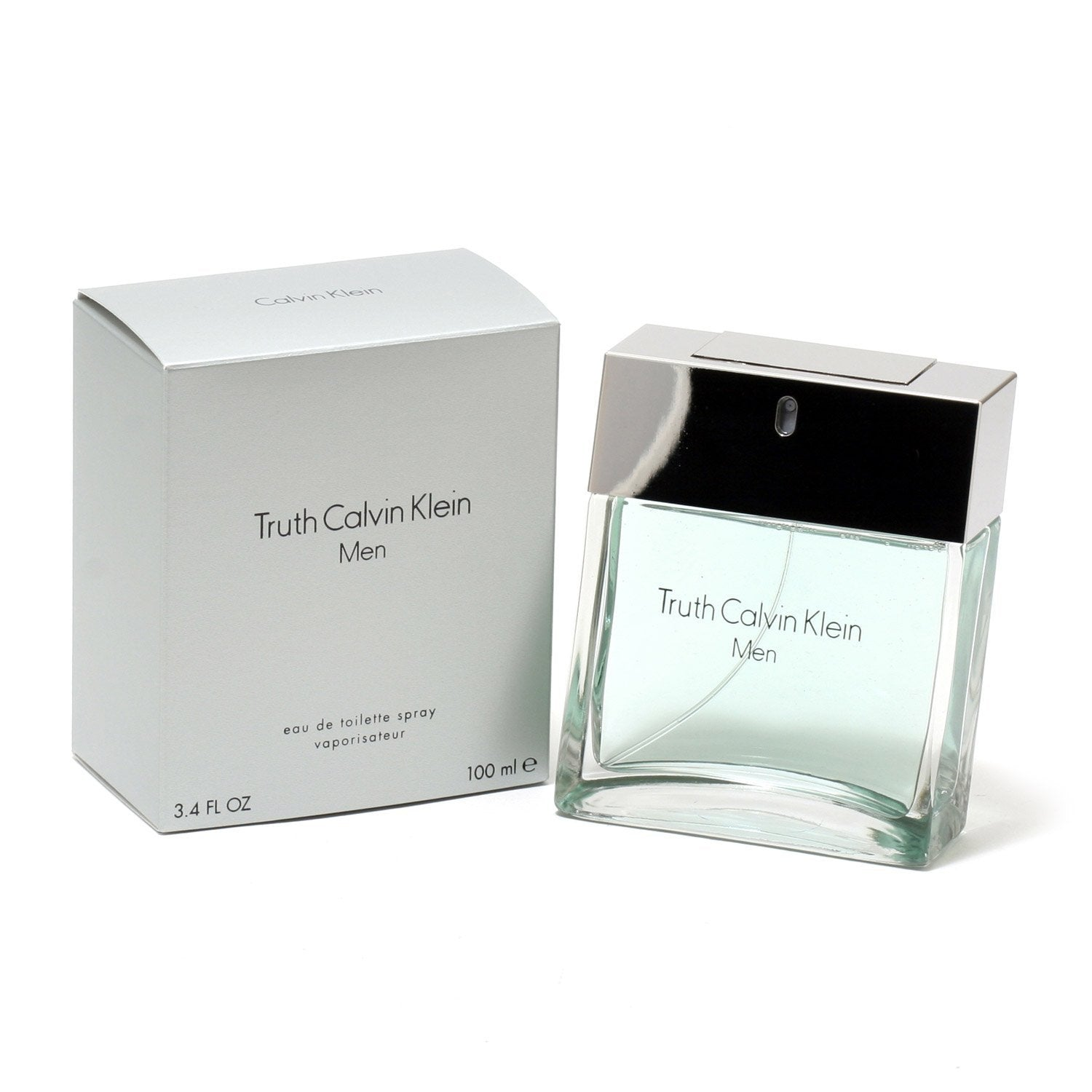 Cologne - TRUTH FOR MEN BY CALVIN KLEIN - EAU DE TOILETTE SPRAY