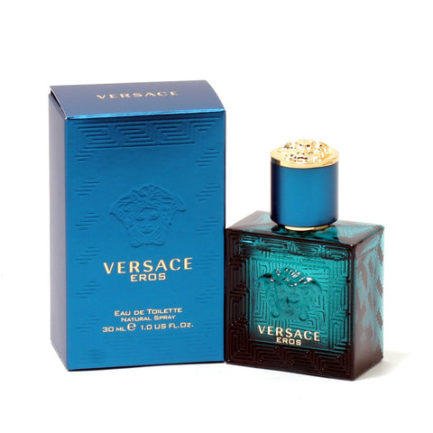 Cologne - VERSACE EROS FOR MEN - EAU DE TOILETTE SPRAY