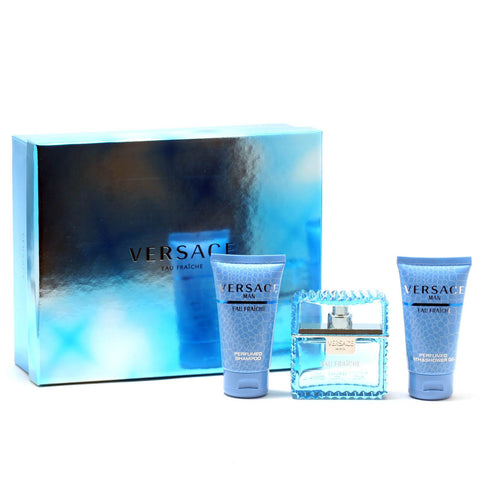 Cologne - VERSACE MAN EAU FRAICHE - SHOWER GIFT SET
