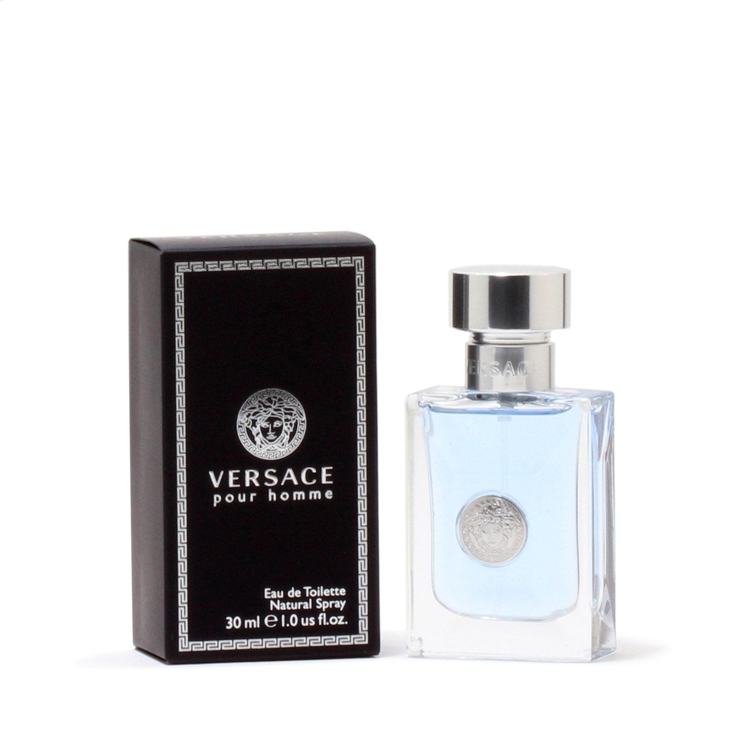 1225f1ebfcc VERSACE POUR HOMME - EAU DE TOILETTE SPRAY – Fragrance Room