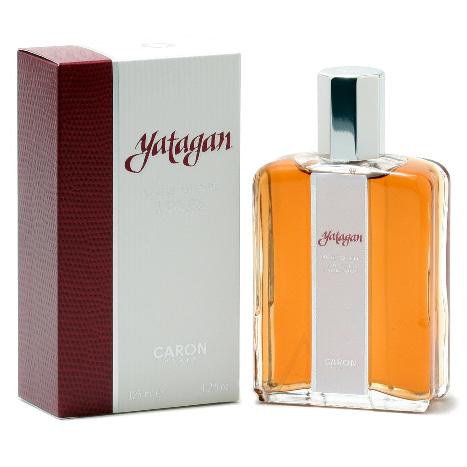 Cologne - YATAGAN FOR MEN BY CARON - EAU DE TOILETTE SPRAY, 4.2 OZ