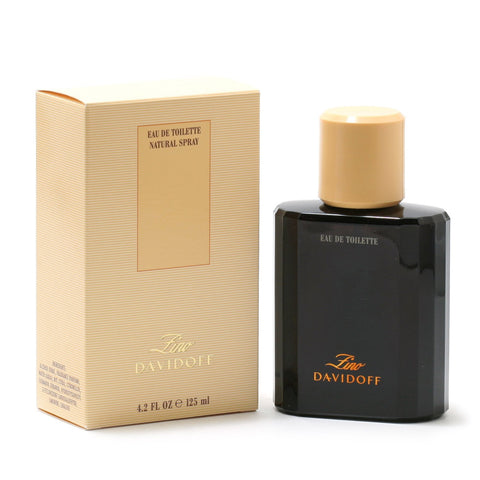 Cologne - ZINO FOR MEN BY DAVIDOFF - EAU DE TOILETTE SPRAY, 4.2 OZ