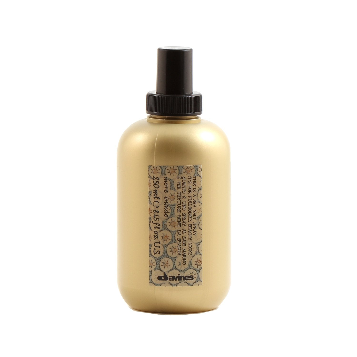 Hair Care - DAVINES MORE INSIDE SEA SALT SPRAY, 8.45 OZ