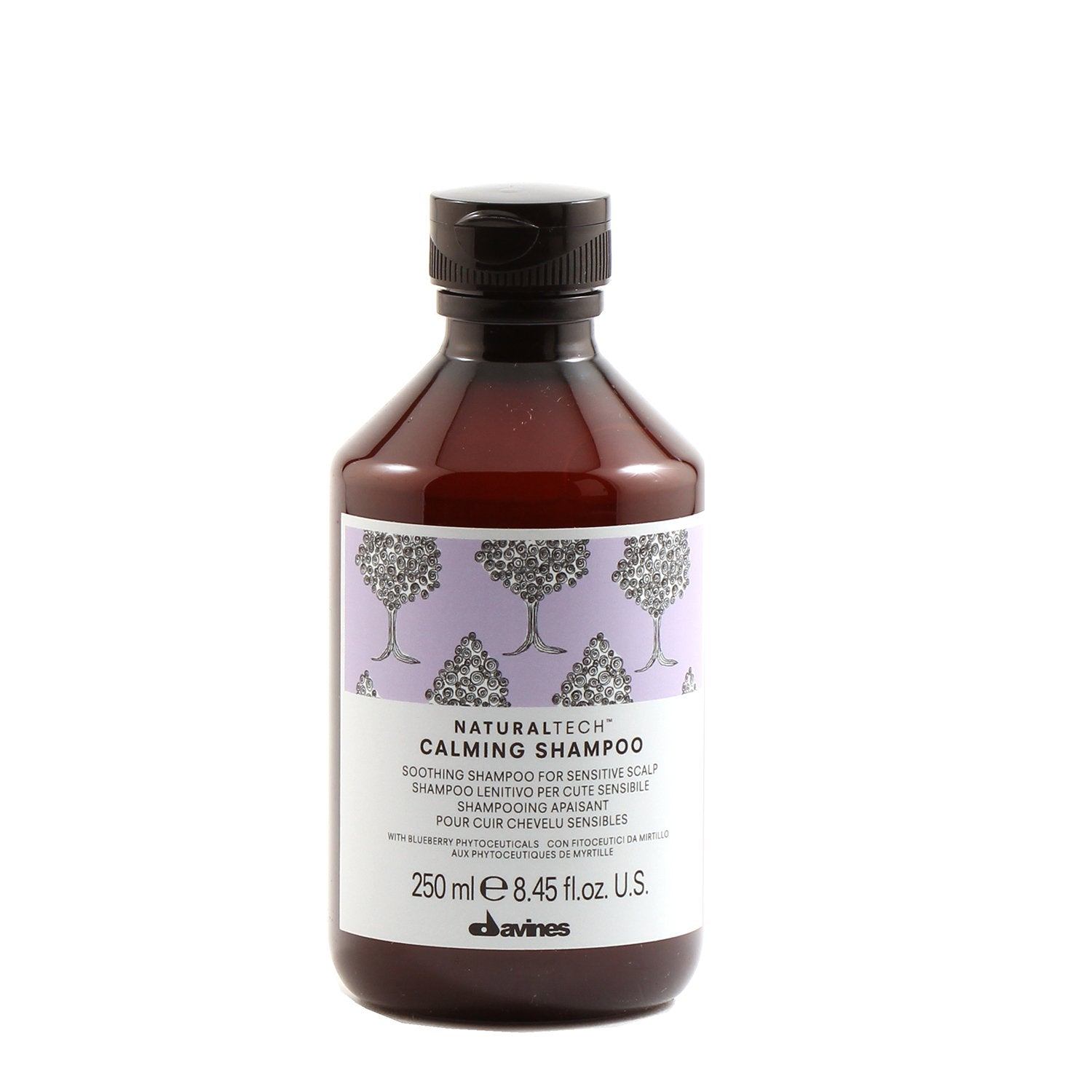 Hair Care - DAVINES NATURALTECH CALMING SHAMPOO, 8.45 OZ
