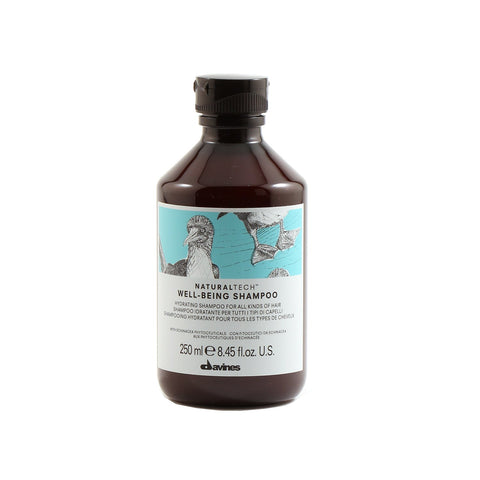Hair Care - DAVINES NATURALTECH WELL-BEING SHAMPOO, 8.45 OZ