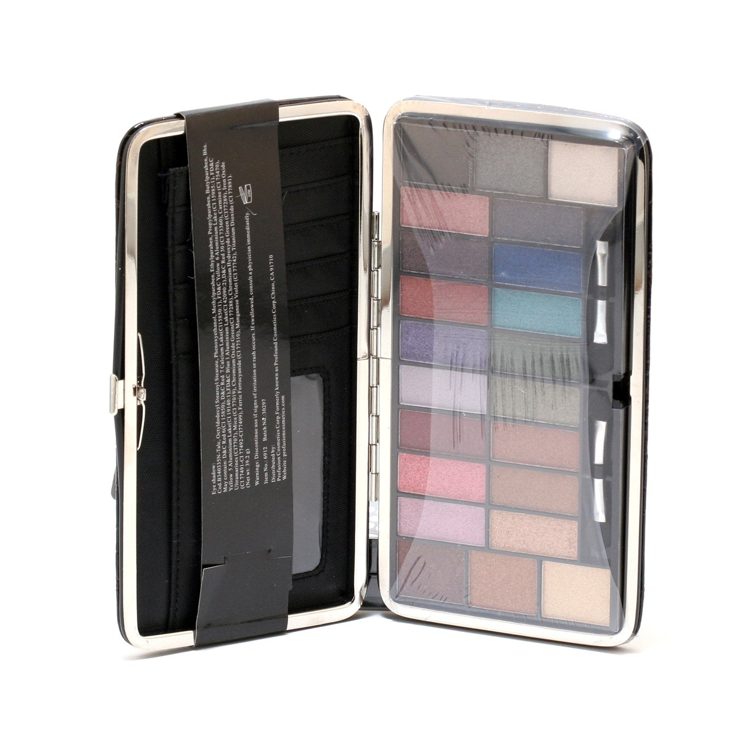 Makeup - EYE SHADOW CLUTCH BY PRO