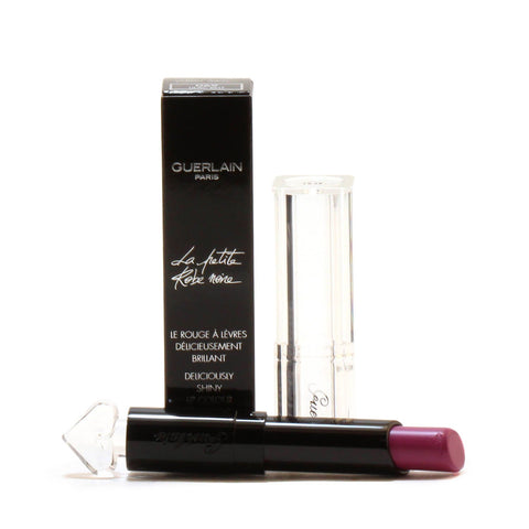 Makeup - GUERLAIN LA PETITE ROBE NOIR SHINY LIP COLOUR - LILAC BELT