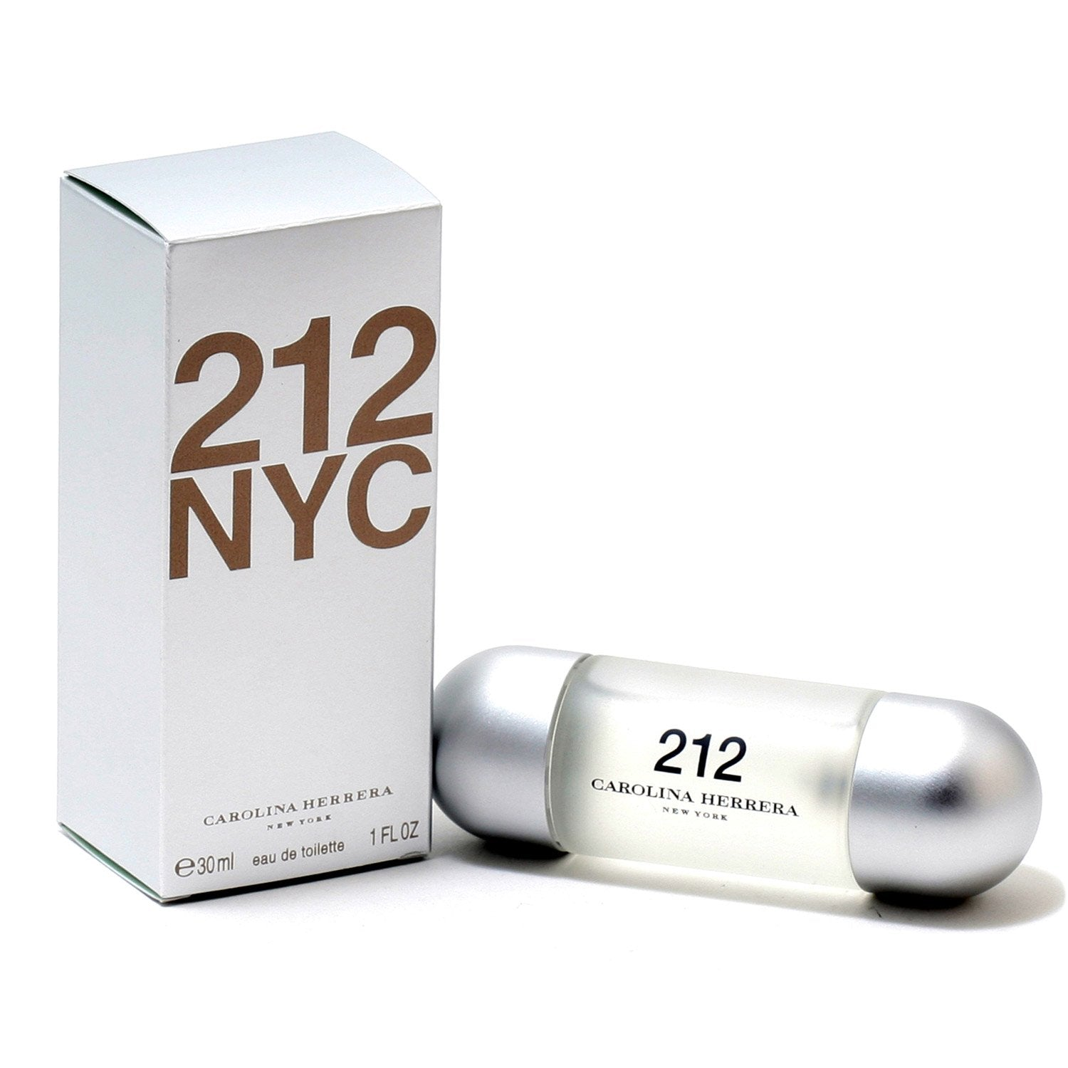 Perfume - 212 NYC FOR WOMEN BY CAROLINA HERRERA - EAU DE TOILETTE SPRAY