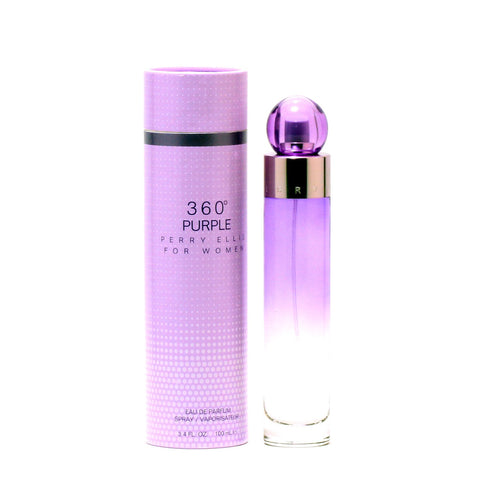 Perfume - 360 PURPLE FOR WOMEN BY PERRYELLIS - EAU DE PARFUM SPRAY