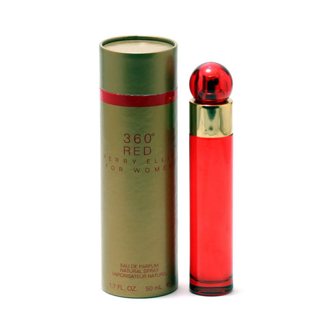 Perfume - 360 RED FOR WOMEN BY PERRY ELLIS - EAU DE PARFUM SPRAY, 1.7 OZ