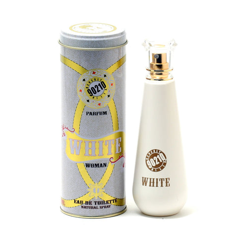 Perfume - 90210 WHITE JEANS FOR WOMEN - EAU DE TOILETTE SPRAY, 3.4 OZ