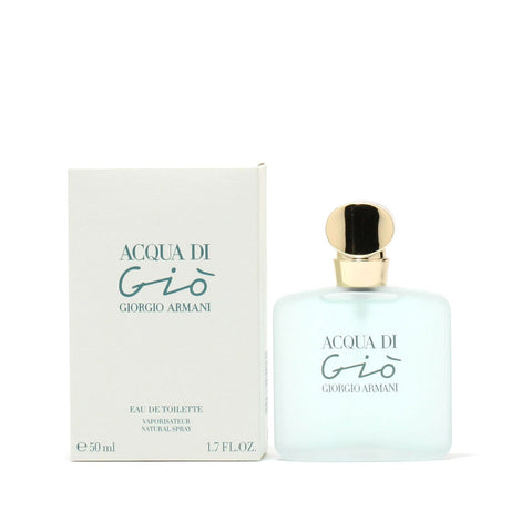 Perfume - ACQUA DI GIO FOR WOMEN BY GIORGIO ARMANI - EAU DE TOILETTE SPRAY