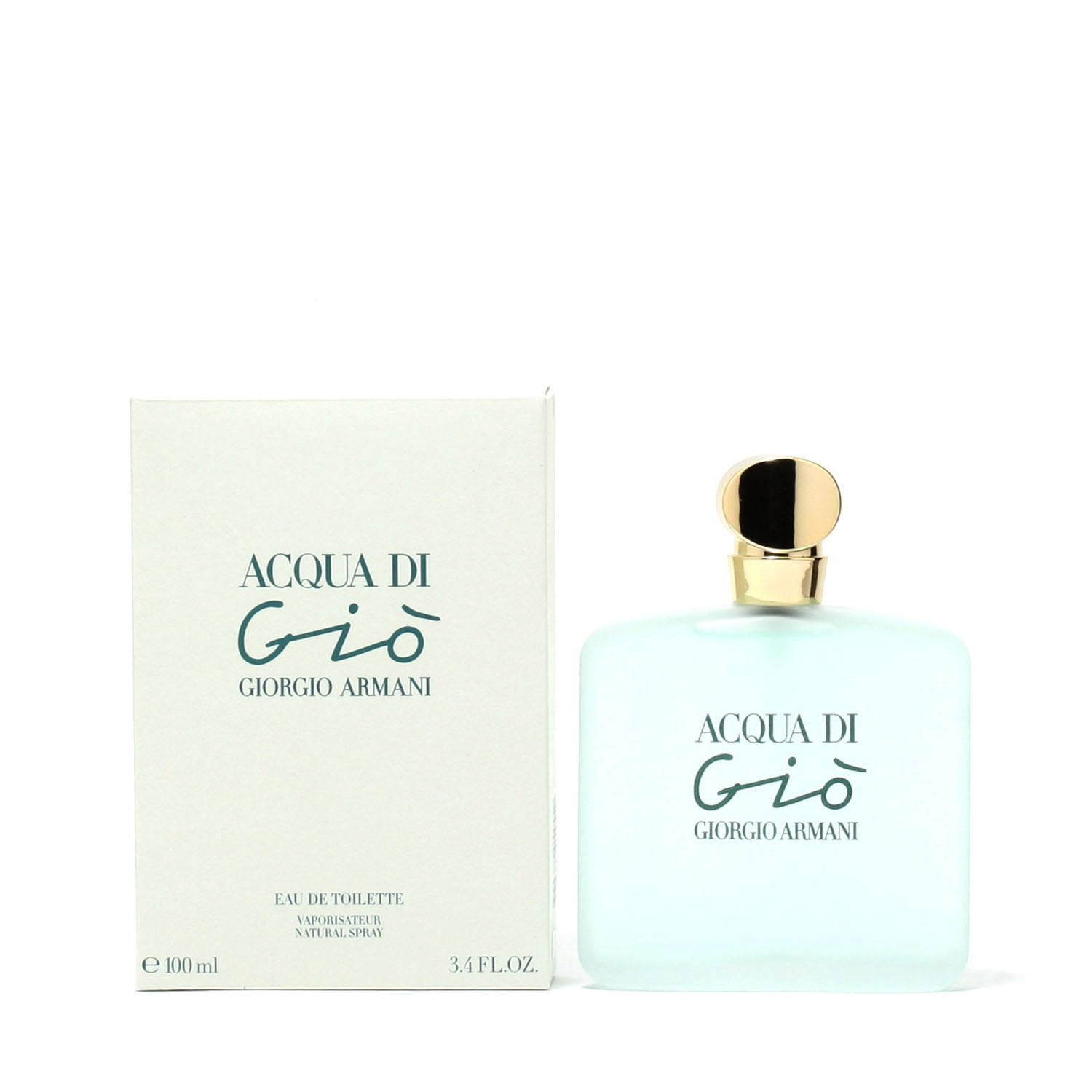 Acqua Di Gio For Women By Giorgio Armani Eau De Toilette Spray