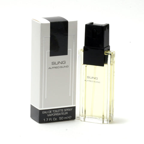 Perfume - ALFRED SUNG FOR WOMEN - EAU DE TOILETTE SPRAY