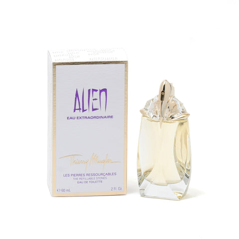 Perfume - ALIEN EAU EXTRAORDINAIRE FOR WOMEN BY THIERRY MUGLER REFILLABLE - EAU DE TOILETTE SPRAY, 2.0 OZ