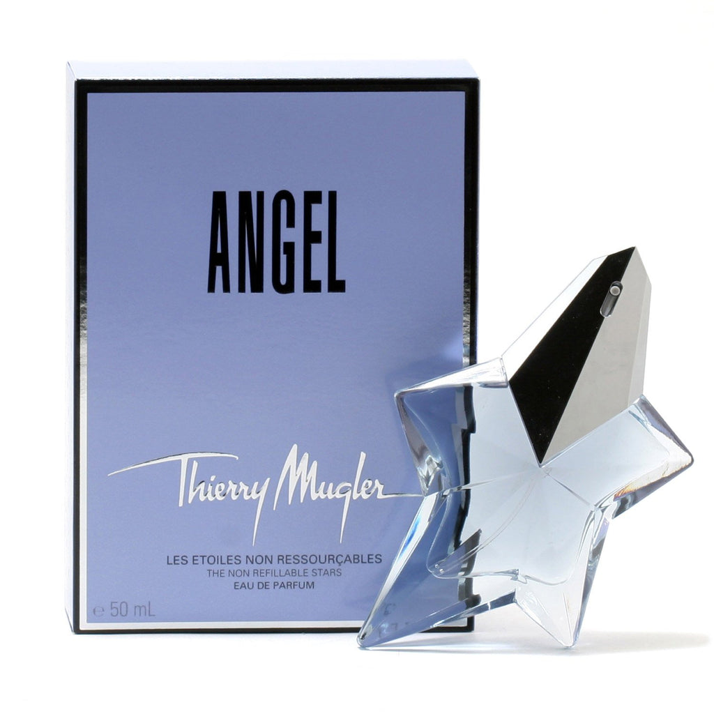 Angel For Women By Thierry Mugler Eau De Parfum Spray Fragrance Room