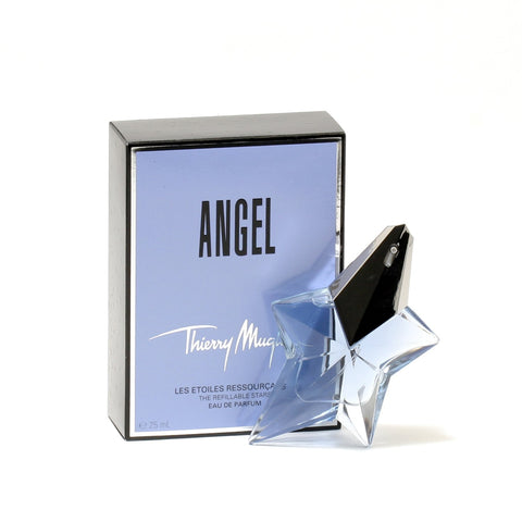 Perfume - ANGEL FOR WOMEN BY THIERRY MUGLER REFILLABLE - EAU DE PARFUM SPRAY