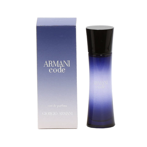 Perfume - ARMANI CODE FOR WOMEN BY GIORGIO ARMANI - EAU DE PARFUM SPRAY