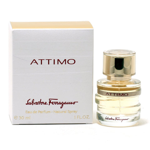 Perfume - ATTIMO FOR FOR WOMEN BY SALVATORE FERRAGAMO - EAU DE PARFUM SPRAY, 1.0 OZ