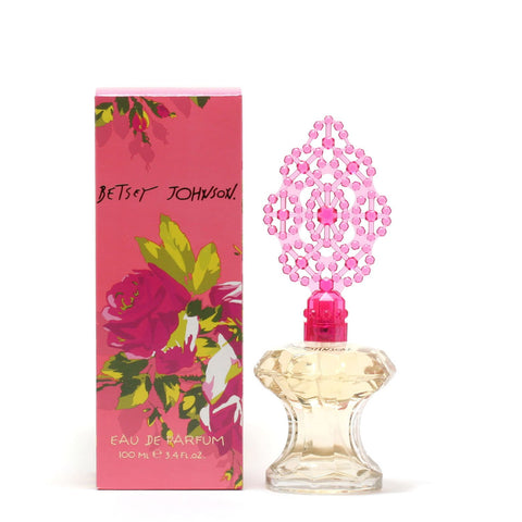 Perfume - BETSEY JOHNSON FOR WOMEN -  EAU DE PARFUM SPRAY