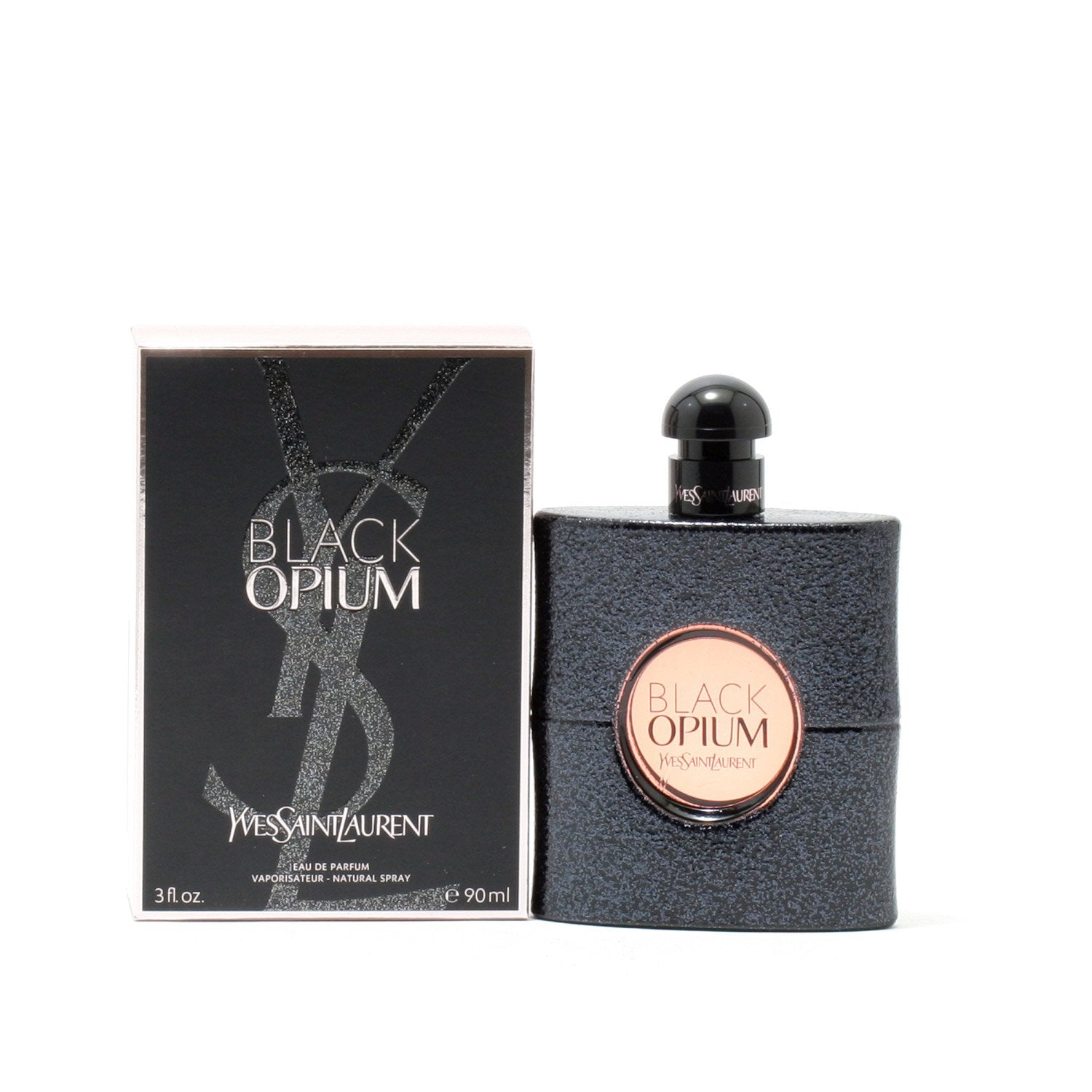 Perfume - BLACK OPIUM FOR WOMEN BY YVES SAINT LAURENT - EAU DE PARFUM SPRAY