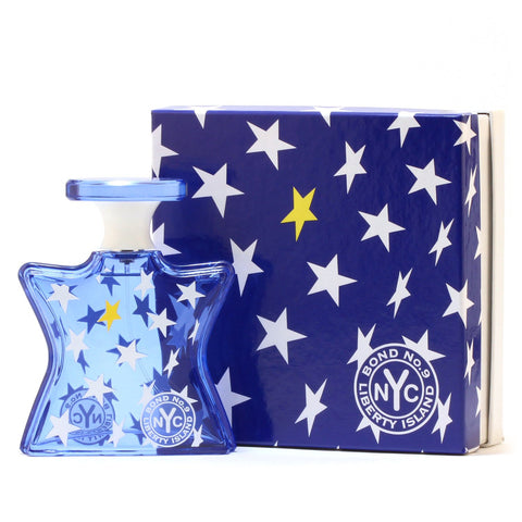 Perfume - BOND NO 9 LIBERTY ISLAND UNISEX -  EAU DE PARFUM SPRAY