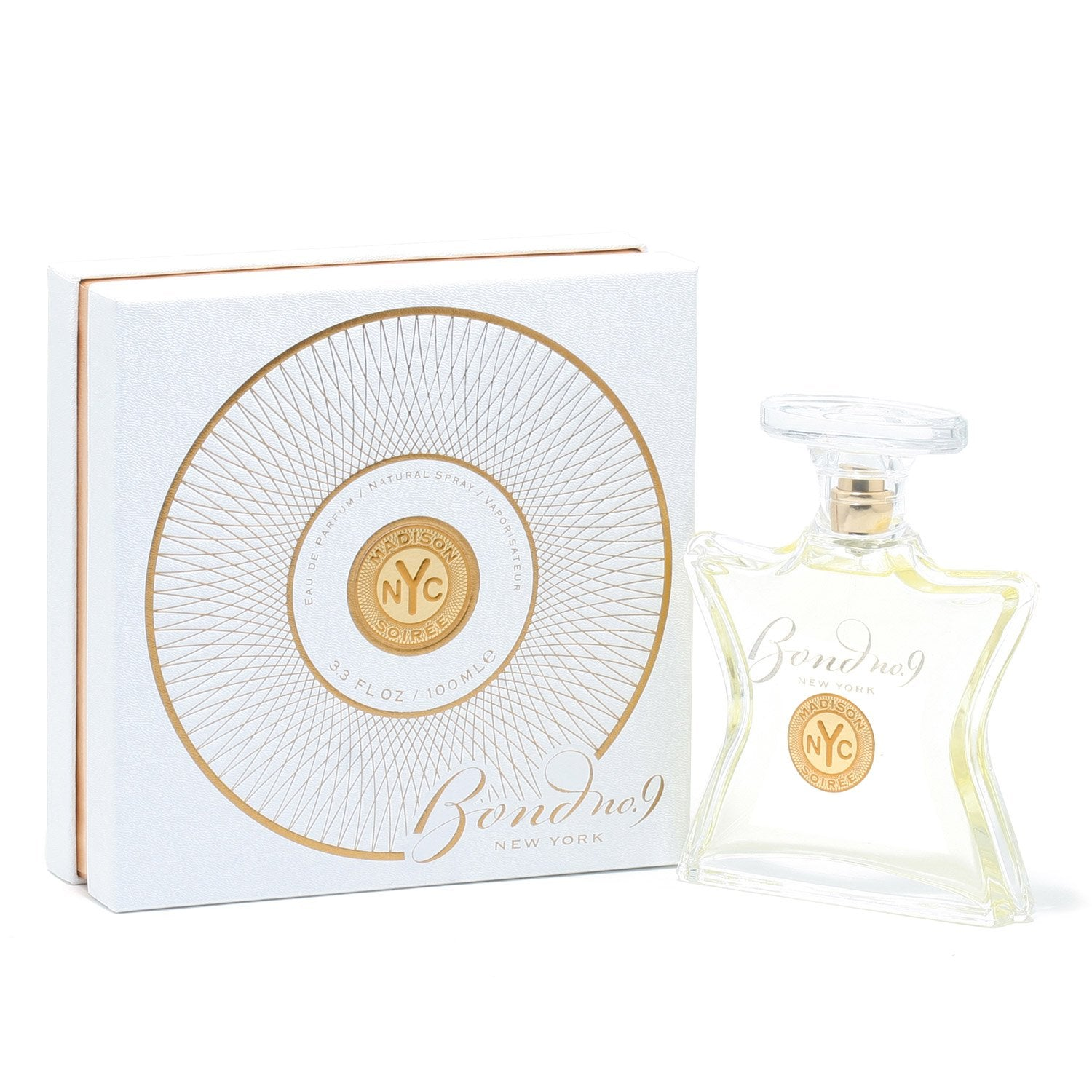 Perfume - BOND NO 9 MADISON SOIREE FOR WOMEN - EAU DE PARFUM SPRAY, 3.4 OZ