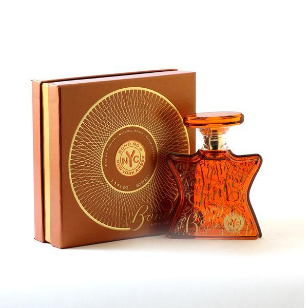 Perfume - BOND NO 9 NEW YORK AMBER UNISEX - EAU DE PARFUM SPRAY