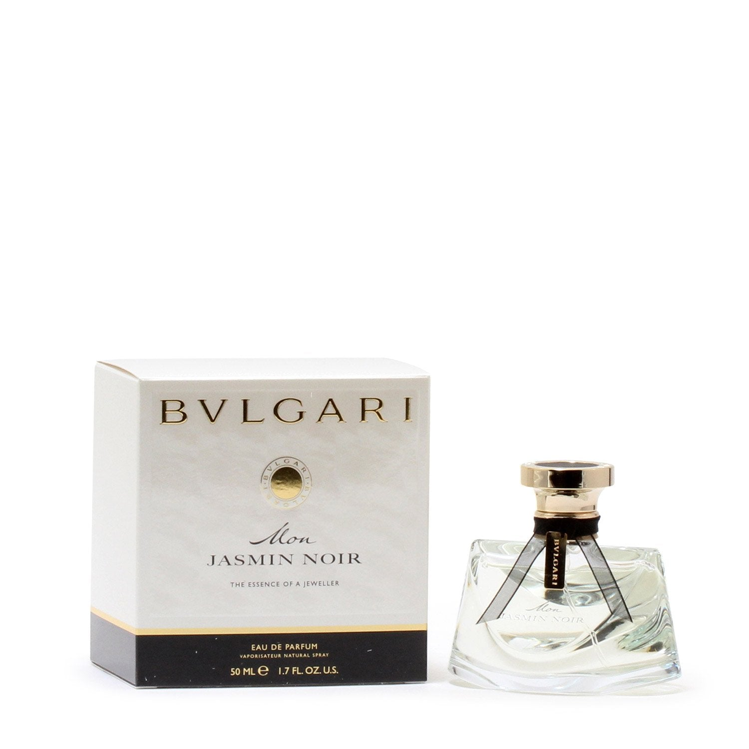 Perfume - BVLGARI MON JASMIN NOIR FOR WOMEN - EAU DE PARFUM SPRAY