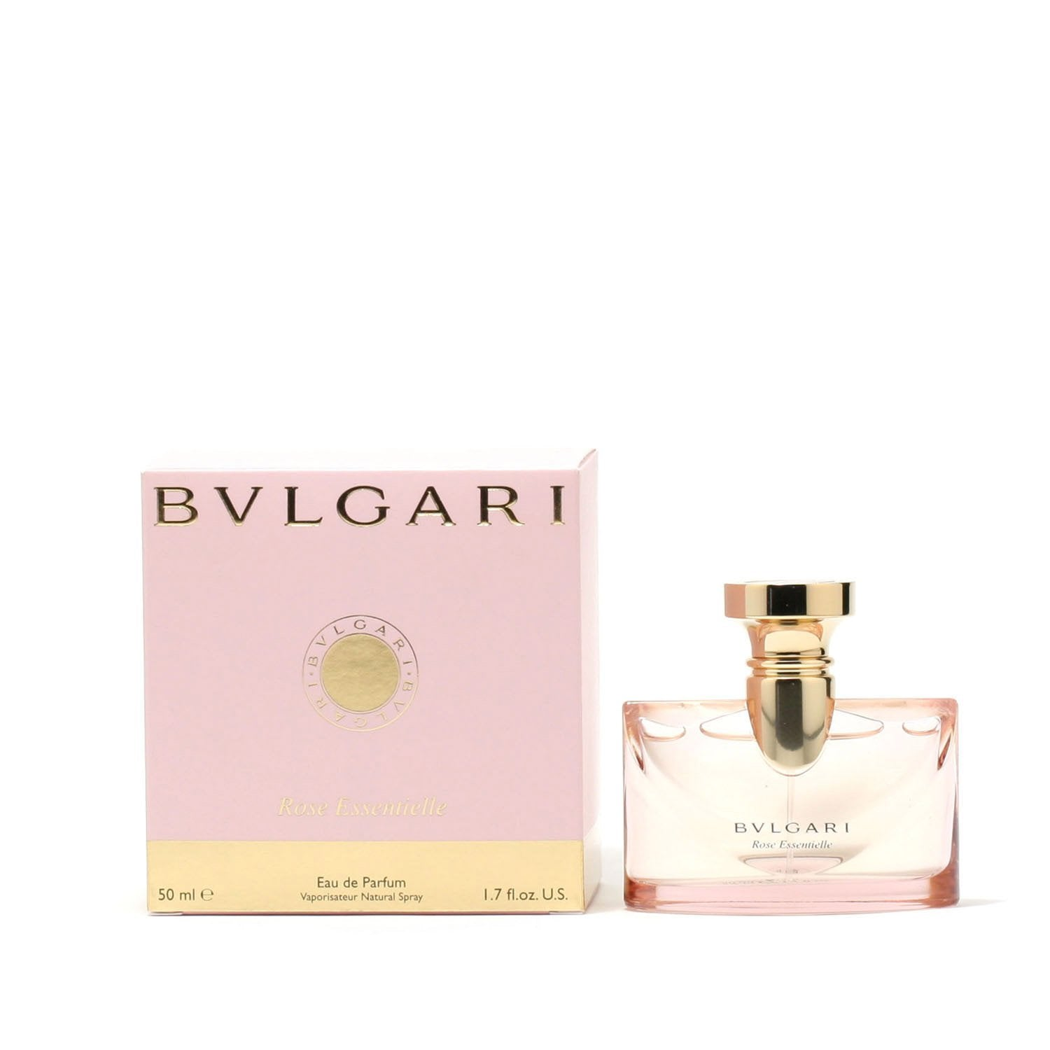 Perfume - BVLGARI ROSE ESSENTIELLE FOR WOMEN - EAU DE PARFUM SPRAY
