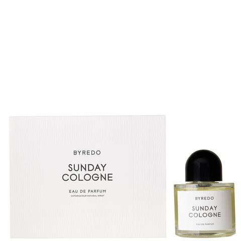 Perfume - BYREDO SUNDAY COLOGNE UNISEX - EAU DE PARFUM SPRAY, 3.4 OZ