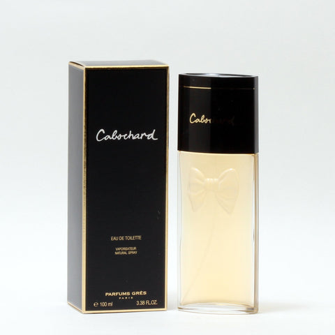 Perfume - CABOCHARD FOR WOMEN BY PARFUMS GRES - EAU DE TOILETTE SPRAY, 3.4 OZ