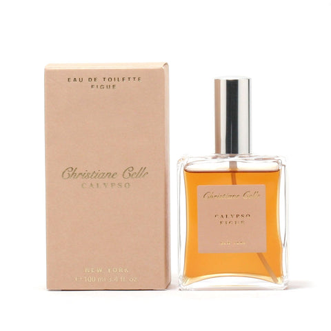 Perfume - CALYPSO FIGUE FOR WOMEN BY CHRISTIANE CELLE UNISEX- EAU DE TOILETTE SPRAY, 3.4 OZ