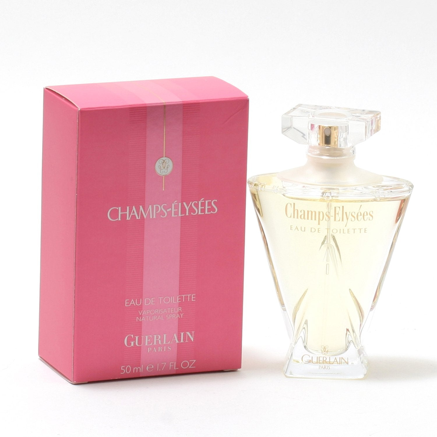 Perfume - CHAMPS ELYSEES FOR WOMEN BY GUERLAIN - EAU DE TOILETTE SPRAY, 1.7 OZ