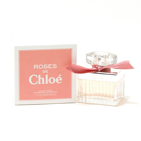Perfume - CHLOE ROSES DE CHLOE FOR WOMEN - EAU DE TOILETTE SPRAY