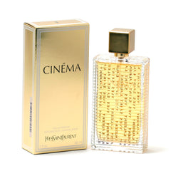 Perfume - CINEMA FOR WOMEN BY YVES SAINT LAURENT - EAU DE PARFUM SPRAY